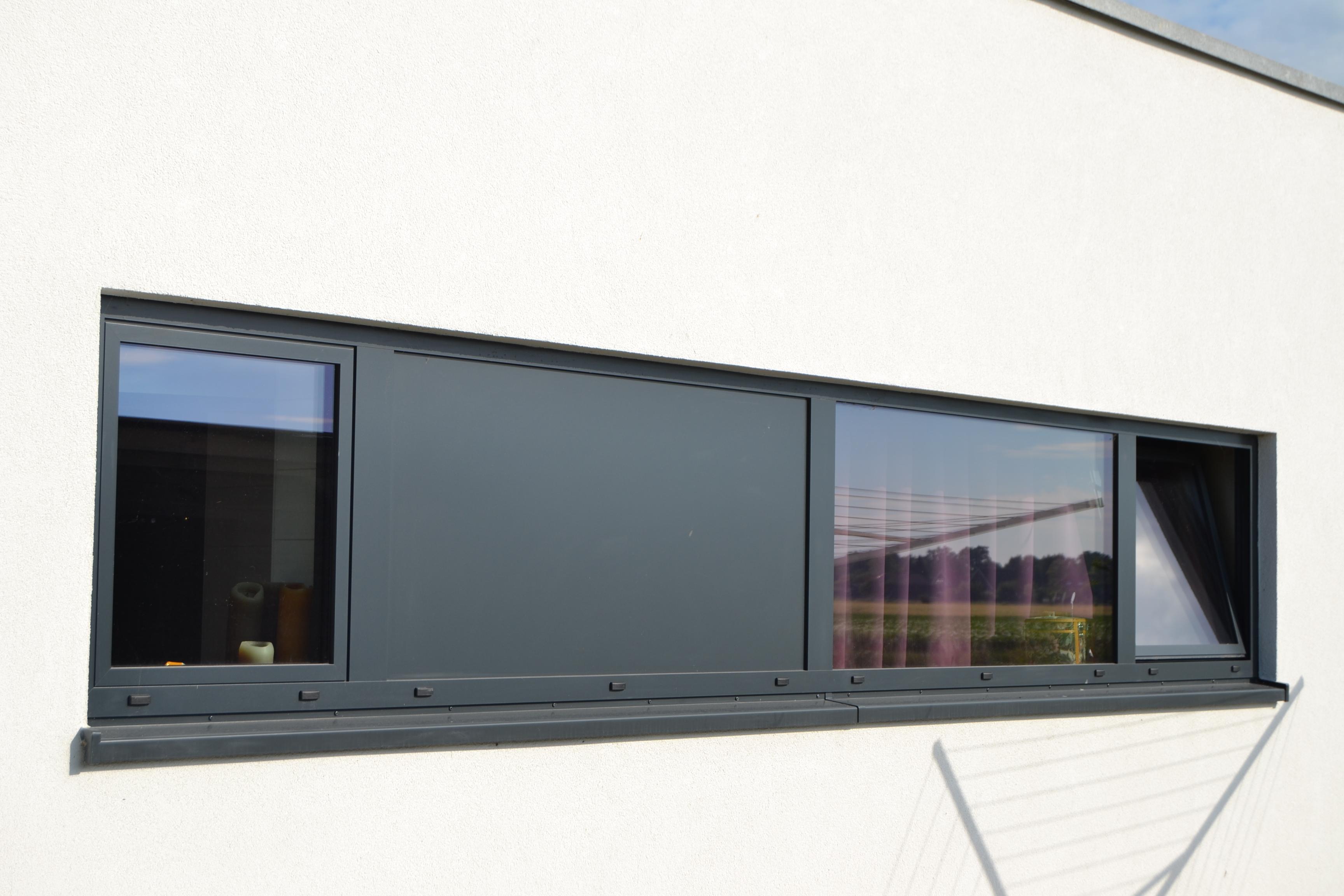aluminium kozijnen, deuren en garagedeur