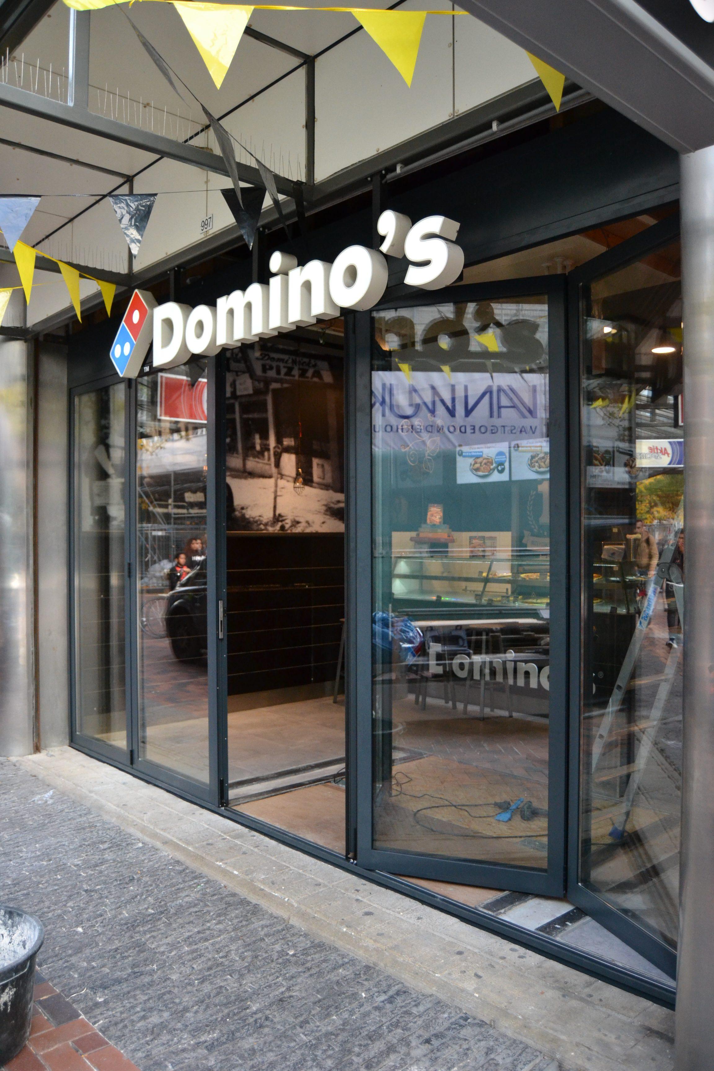 gedaanteverwisseling bij Domino, Amsterdam